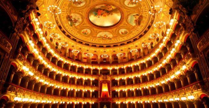 Il Teatro Massimo Vincenzo Bellini di Catania