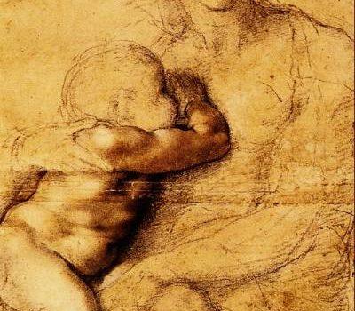 La Madonna col Bambino di Michelangelo