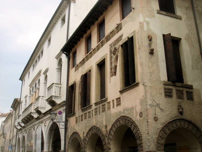 Palazzo Sarcinelli a Conegliano